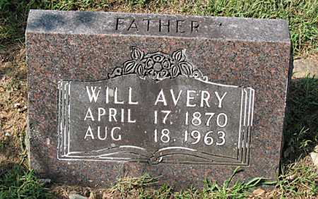 AVERY, WILL - Carroll County, Arkansas | WILL AVERY - Arkansas Gravestone Photos
