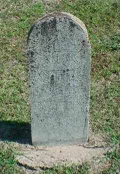 AYERS, SARAH - Carroll County, Arkansas | SARAH AYERS - Arkansas Gravestone Photos