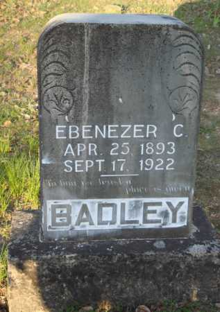 BADLEY, EBENEZER C. - Carroll County, Arkansas | EBENEZER C. BADLEY - Arkansas Gravestone Photos
