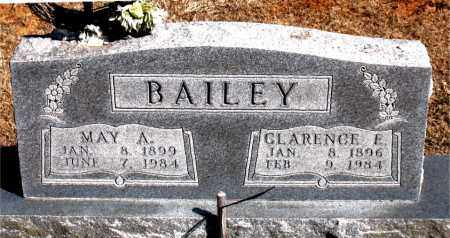 BAILEY, CLARENCE E. - Carroll County, Arkansas | CLARENCE E. BAILEY - Arkansas Gravestone Photos