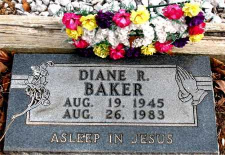 BAKER, DIANE R. - Carroll County, Arkansas | DIANE R. BAKER - Arkansas Gravestone Photos