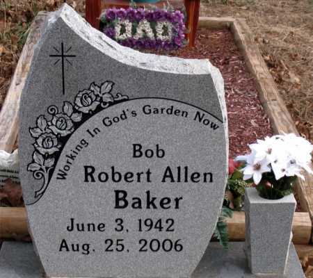 "BAKER, ROBERT ALLEN ""BOB"" - Carroll County, Arkansas 