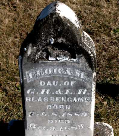 BASSENGAME, FLORAM - Carroll County, Arkansas | FLORAM BASSENGAME - Arkansas Gravestone Photos