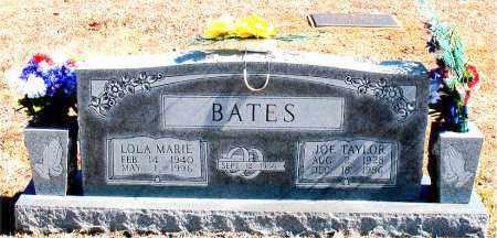 BATES, JOE TAYLOR - Carroll County, Arkansas | JOE TAYLOR BATES - Arkansas Gravestone Photos