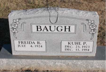 BAUGH, KUHL P. - Carroll County, Arkansas | KUHL P. BAUGH - Arkansas Gravestone Photos