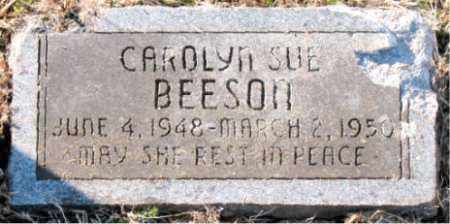 BEESON, CAROLYN SUE - Carroll County, Arkansas   CAROLYN SUE BEESON - Arkansas Gravestone Photos