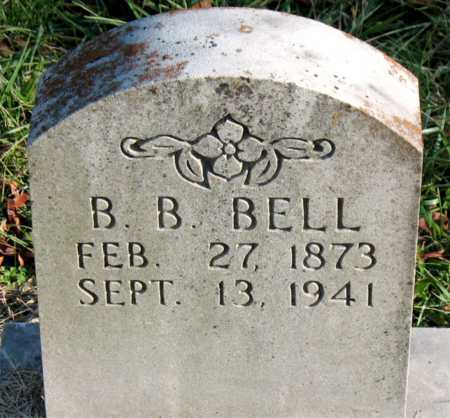 BELL, B.  B. - Carroll County, Arkansas | B.  B. BELL - Arkansas Gravestone Photos