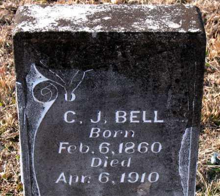 BELL, C. J. - Carroll County, Arkansas | C. J. BELL - Arkansas Gravestone Photos