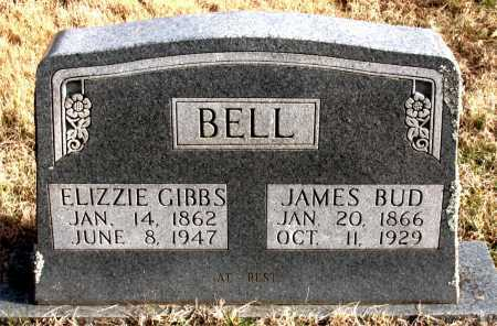 BELL, JAMES  BUD - Carroll County, Arkansas | JAMES  BUD BELL - Arkansas Gravestone Photos