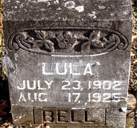 BELL, LULA - Carroll County, Arkansas | LULA BELL - Arkansas Gravestone Photos