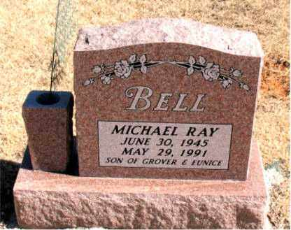 BELL, MICHAEL  RAY - Carroll County, Arkansas | MICHAEL  RAY BELL - Arkansas Gravestone Photos