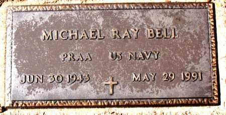 BELL (VETERAN), MICHAEL RAY - Carroll County, Arkansas | MICHAEL RAY BELL (VETERAN) - Arkansas Gravestone Photos