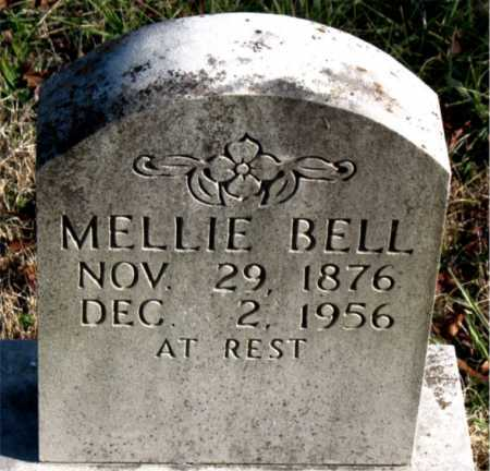 BELL, MELLIE - Carroll County, Arkansas | MELLIE BELL - Arkansas Gravestone Photos