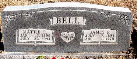 BELL, MATTIE E. - Carroll County, Arkansas | MATTIE E. BELL - Arkansas Gravestone Photos