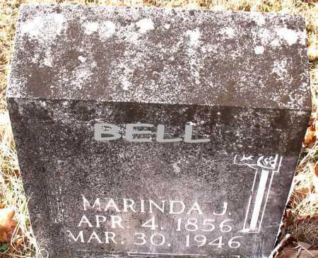 BELL, MARINDA J. - Carroll County, Arkansas | MARINDA J. BELL - Arkansas Gravestone Photos