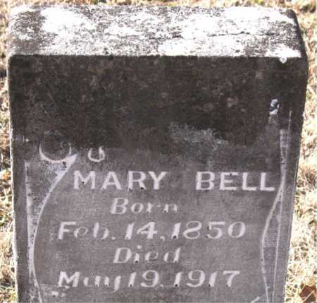 BELL, MARY - Carroll County, Arkansas | MARY BELL - Arkansas Gravestone Photos
