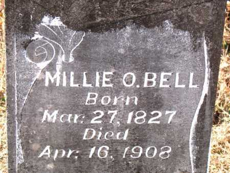 BELL, MILLIE O. - Carroll County, Arkansas | MILLIE O. BELL - Arkansas Gravestone Photos
