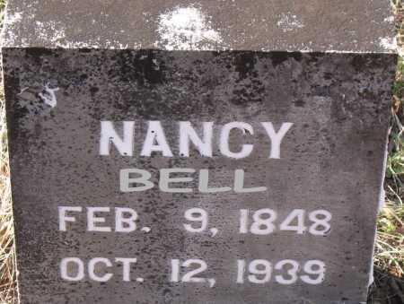 BELL, NANCY - Carroll County, Arkansas | NANCY BELL - Arkansas Gravestone Photos