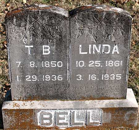 BELL, LINDA - Carroll County, Arkansas | LINDA BELL - Arkansas Gravestone Photos