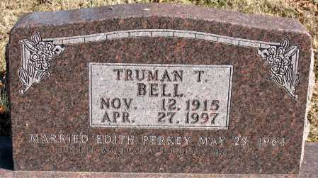 BELL, TRUMAN T. - Carroll County, Arkansas | TRUMAN T. BELL - Arkansas Gravestone Photos