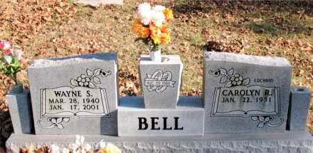 BELL, WAYNE  S. - Carroll County, Arkansas | WAYNE  S. BELL - Arkansas Gravestone Photos