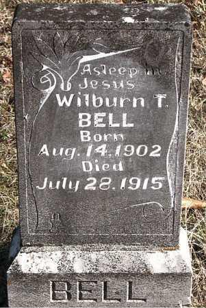 BELL, WILBURN T. - Carroll County, Arkansas | WILBURN T. BELL - Arkansas Gravestone Photos