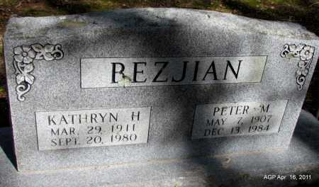 BEZJIAN, KATHRYN - Carroll County, Arkansas | KATHRYN BEZJIAN - Arkansas Gravestone Photos