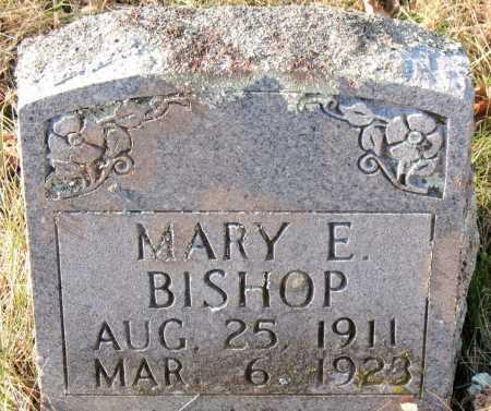 BISHOP, MARY E. - Carroll County, Arkansas | MARY E. BISHOP - Arkansas Gravestone Photos
