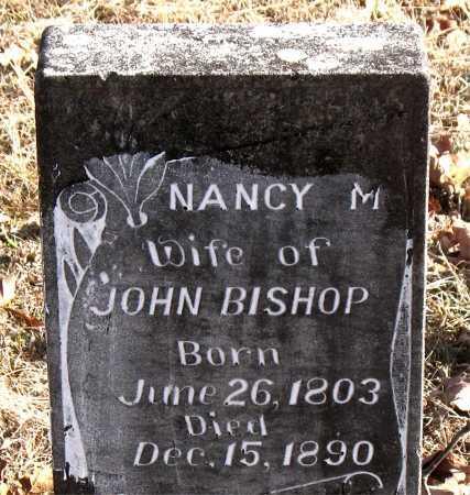 BISHOP, NANCY M. - Carroll County, Arkansas | NANCY M. BISHOP - Arkansas Gravestone Photos