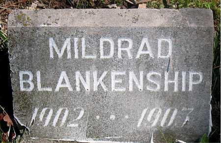 BLANKENSHIP, MILDRAD - Carroll County, Arkansas | MILDRAD BLANKENSHIP - Arkansas Gravestone Photos