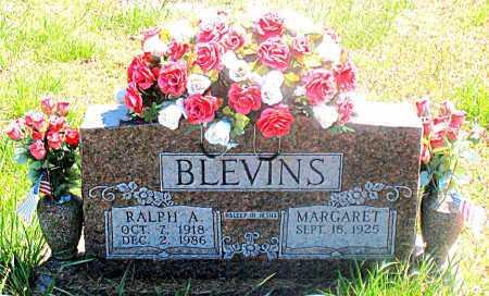 BLEVINS, RALPH A. - Carroll County, Arkansas | RALPH A. BLEVINS - Arkansas Gravestone Photos