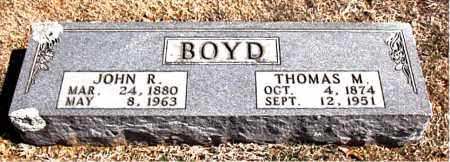 BOYD, THOMAS M. - Carroll County, Arkansas | THOMAS M. BOYD - Arkansas Gravestone Photos