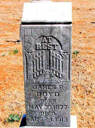 BOYD, JAMES P. - Carroll County, Arkansas | JAMES P. BOYD - Arkansas Gravestone Photos