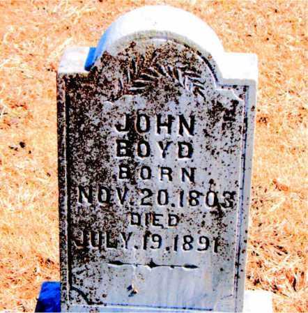 BOYD, JOHN - Carroll County, Arkansas | JOHN BOYD - Arkansas Gravestone Photos