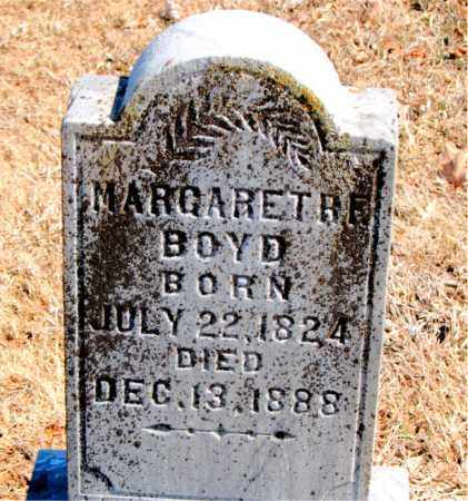 BOYD, MARGARET R. - Carroll County, Arkansas | MARGARET R. BOYD - Arkansas Gravestone Photos