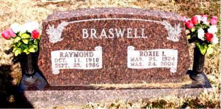 BRASWELL, RAYMOND - Carroll County, Arkansas | RAYMOND BRASWELL - Arkansas Gravestone Photos