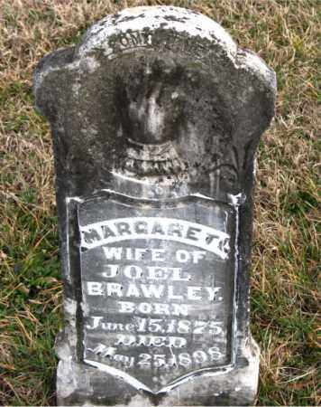 BRAWLEY, MARGARET C. - Carroll County, Arkansas | MARGARET C. BRAWLEY - Arkansas Gravestone Photos