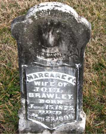 BRAWLEY, MARGARET C. - Carroll County, Arkansas | MARGARET C. BRAWLEY - Arkansas Gravestone Photos