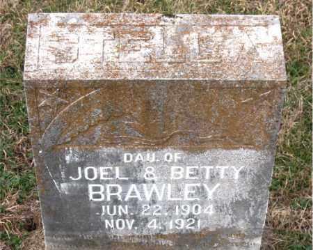 BRAWLEY, STELLA - Carroll County, Arkansas | STELLA BRAWLEY - Arkansas Gravestone Photos