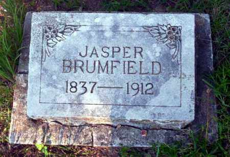 BRUMFIELD, JASPER N - Carroll County, Arkansas | JASPER N BRUMFIELD - Arkansas Gravestone Photos
