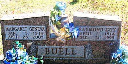 BUELL, RAYMOND GUY - Carroll County, Arkansas | RAYMOND GUY BUELL - Arkansas Gravestone Photos