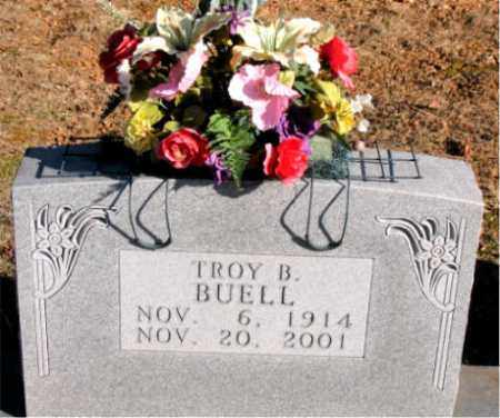 BUELL, TROY B. - Carroll County, Arkansas | TROY B. BUELL - Arkansas Gravestone Photos