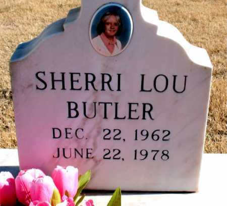 BULTER, SHERRI LOU - Carroll County, Arkansas | SHERRI LOU BULTER - Arkansas Gravestone Photos