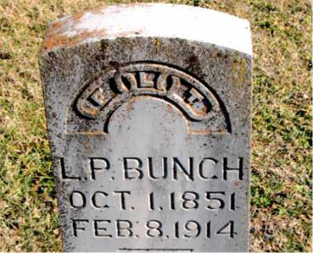 BUNCH, L. P. - Carroll County, Arkansas | L. P. BUNCH - Arkansas Gravestone Photos