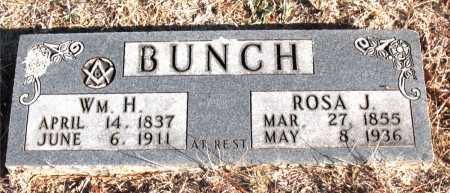 BUNCH, ROSA J. - Carroll County, Arkansas | ROSA J. BUNCH - Arkansas Gravestone Photos