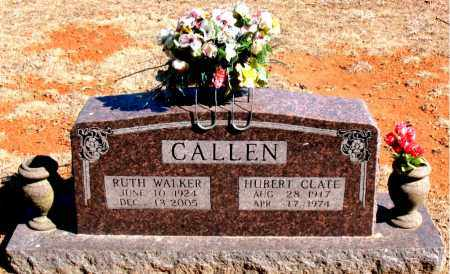 CALLEN, HUBERT  CLATE - Carroll County, Arkansas | HUBERT  CLATE CALLEN - Arkansas Gravestone Photos