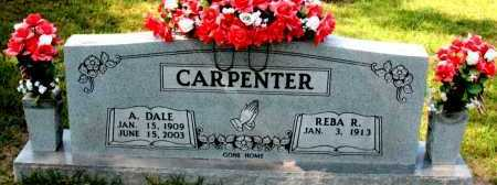 CARPENTER, A. DALE - Carroll County, Arkansas | A. DALE CARPENTER - Arkansas Gravestone Photos