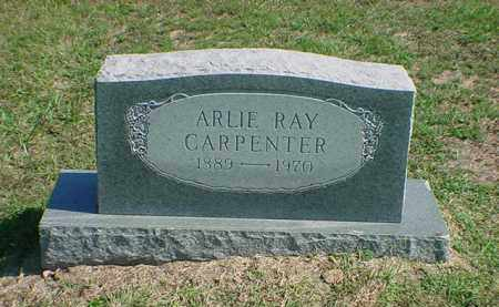 CARPENTER, ARLIE RAY - Carroll County, Arkansas | ARLIE RAY CARPENTER - Arkansas Gravestone Photos