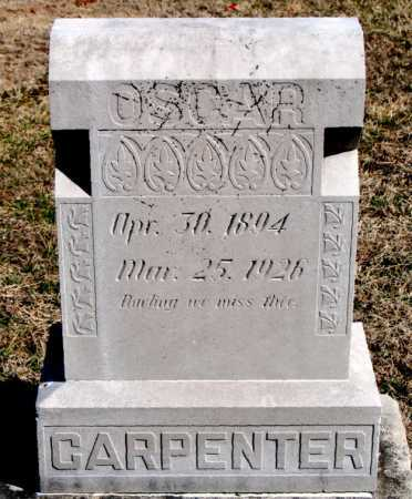 CARPENTER, OSCAR - Carroll County, Arkansas | OSCAR CARPENTER - Arkansas Gravestone Photos
