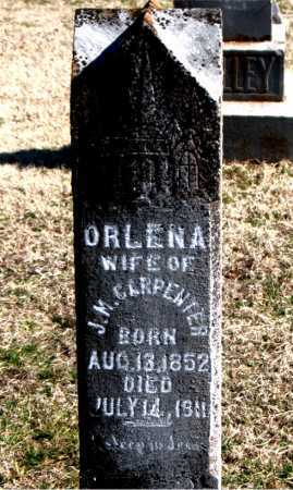 CARPENTER, ORLENA - Carroll County, Arkansas | ORLENA CARPENTER - Arkansas Gravestone Photos